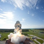 Picture: GRAIL lift-off for Moon mission