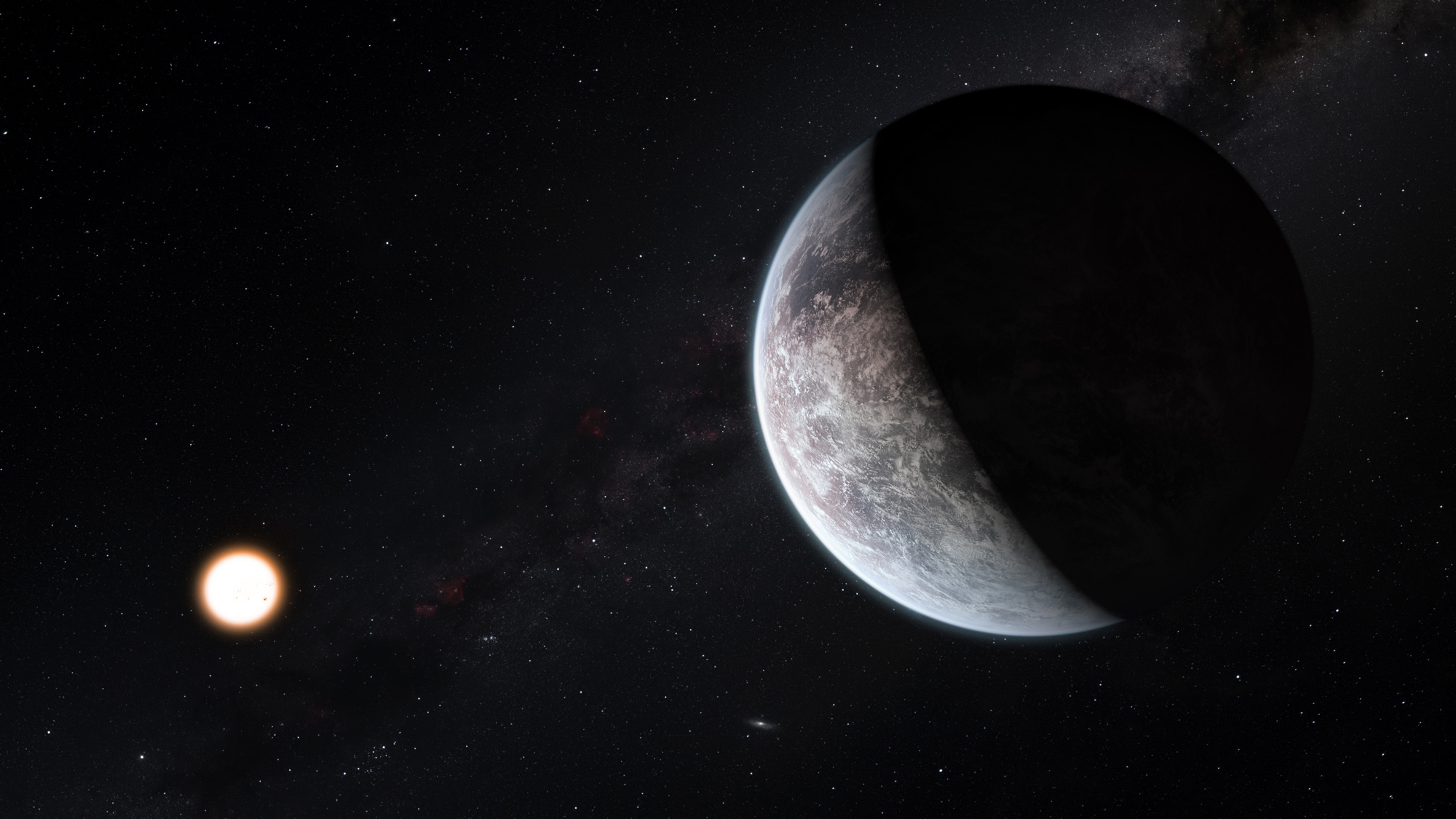 super-earth planet - photo #12