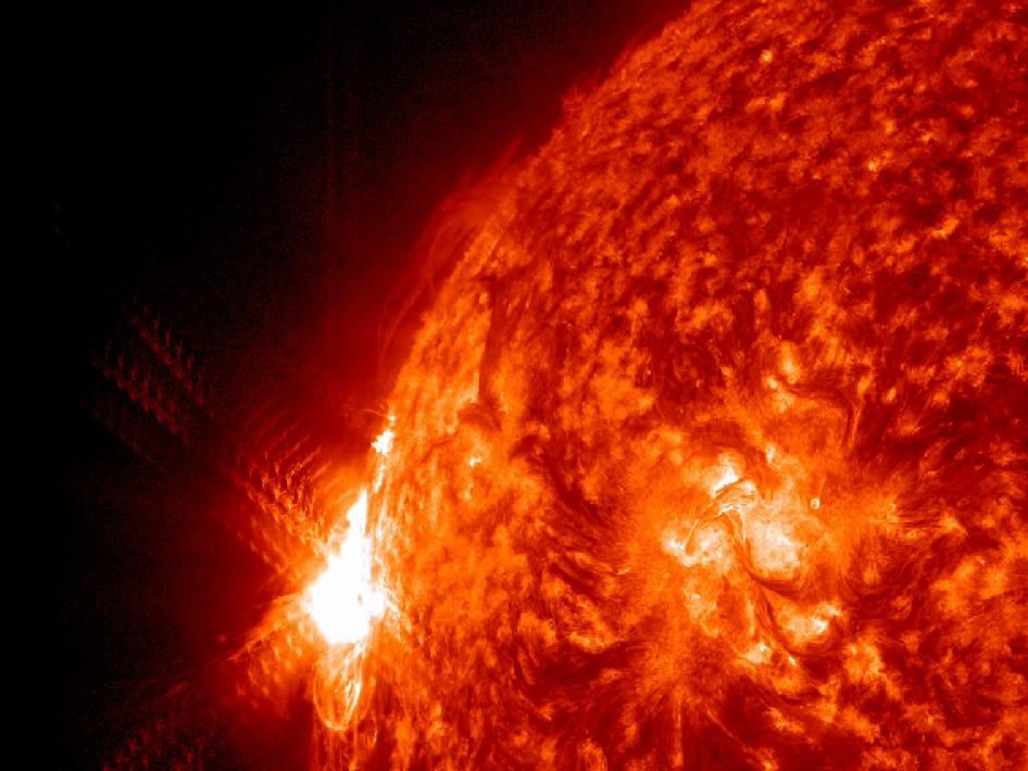 solar flare sdo nasa - photo #13