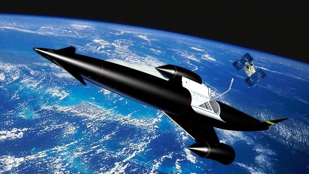 Super Plane Skylon: It Gets Anywhere On Earth In 4 Hours