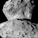 Robotic lander Philae finds carbon on comet Churyumov–Gerasimenko