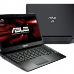 ASUS Republic of Gamers G501, a remarkable ultra-slim gaming laptop