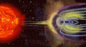 Earth magnetic fields