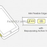 Apple welcomes flexible edge display patent for iPhone