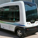 First fully autonomous electric minibuses WEpods to hit Dutch roads in November 2015