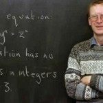 Sir Andrew Wiles claims Abel Prize, known as Nobel Prize in Mathematics, for proving Fermat's Last Theorem