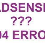 Disabling Adsense Ads on 404 Error Pages in Wordpress!