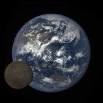 The Moon split from Earth after interplanetary collision 4.5 billion years ago