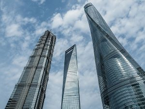 shanghai tower china